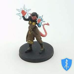 Details about Tiefling Warlock - Monster Menagerie 2 #35 D&D Rare Miniature