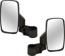 Kawasaki Mule PRO-FX PRO-FXT Break-Away Side Mirror Set Shatter-Resistant NEW