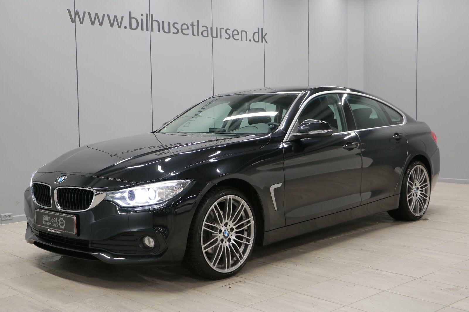 BMW 420d 2,0 Gran Coupé aut. 5d - 309.900 kr.