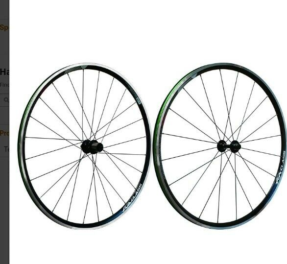 &   Alexrims 700c Road Bike Wheelset For Sram Shimano 8,9,10,11sp    3 14  limit buy