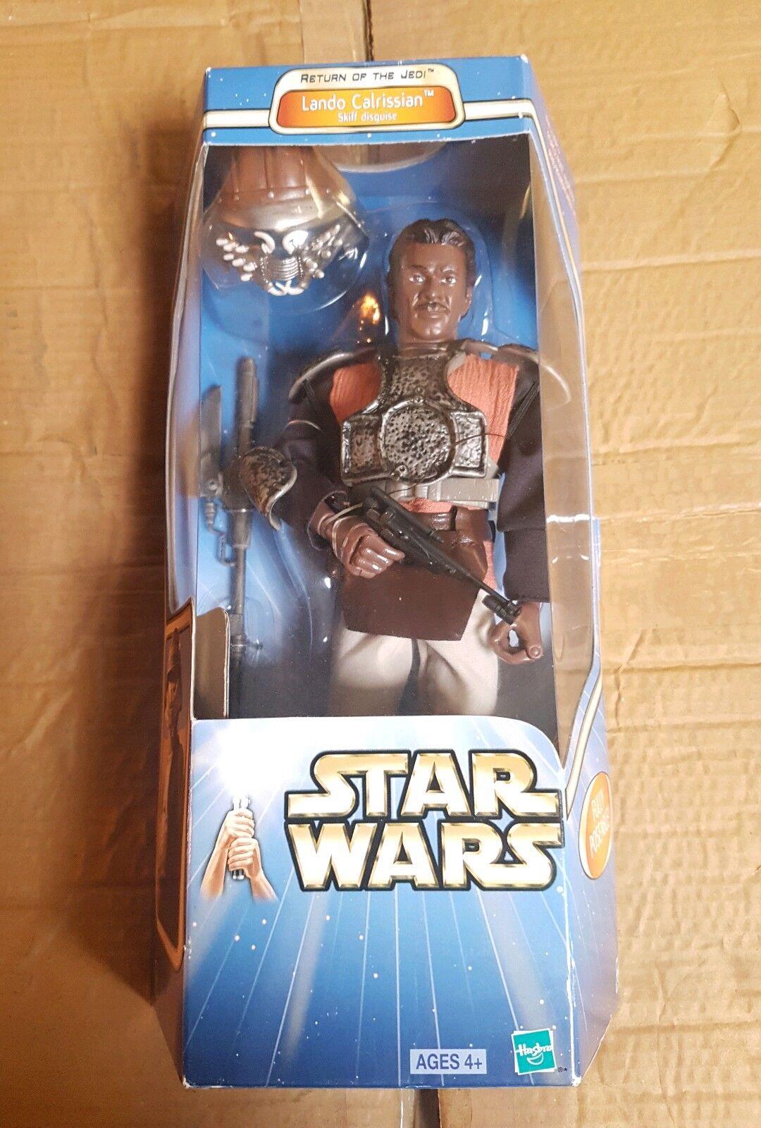 1 6 scale Star Wars VI Return of the Jedi Lando Calrissian Skiff Guard12 inch