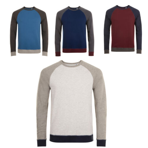SOL/'S Unisex Sandro Contrast Sweatshirt 3XL XS 01700