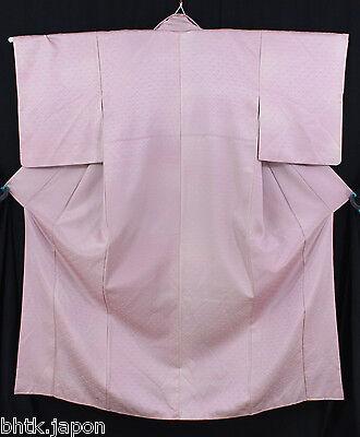 小紋 着物 Komon Kimono - Made In Japan 1281 Sapore Fragrante (In)