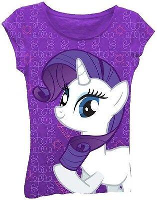 My Little Pony Ragazze Divertente T-Shirt a Manica Corta Top