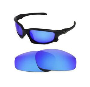 e198675afb2a1 Image is loading NEW-POLARIZED-REPLACEMENT-ICE-BLUE-LENS-FOR-OAKLEY-