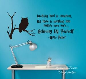 Harry-Potter-Inspiration-Quote-Wall-Sticker-Owl-Branch-Decal-Room-Wallpaper