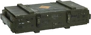 Munitionskiste-MT25-ca-86x39x22-Aufbewahrungskiste-Militaerkiste-Tisch-Minibar