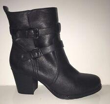 Womens Boots Naturalizer Transform Jet Black Smooth