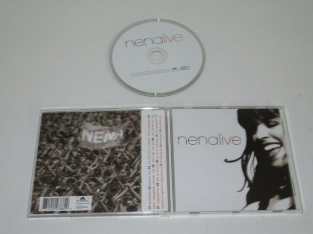 Nena / Live (Polydor 559 786-2) CD Album