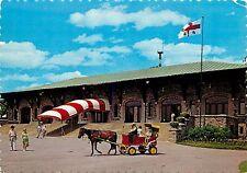 Montreal Quebec Le Chalet de Mont-Royal Canada Postcard