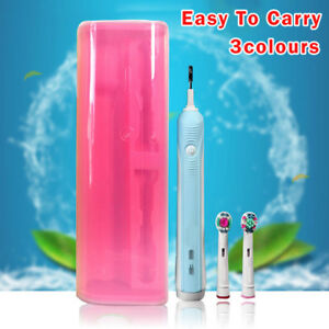 Electric-Toothbrush-Holder-Safe-Storage-Case-Box-For-Oral-B-Travel-portable