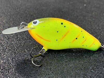 Dartin/' P PH Custom Lures Spring Craw Color Custom Balsa Squarebill