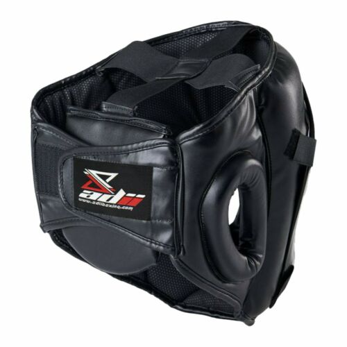 ADii Boxing Headgear MMA Head Guard Protective Face Helmet Kickboxing Head Gear