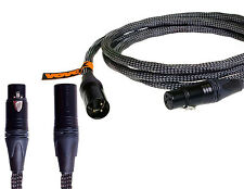Vovox Sonorus Direct S Microphone XLR Cable | 11.5 Feet | 11.5 Foot | 3.5 Meters