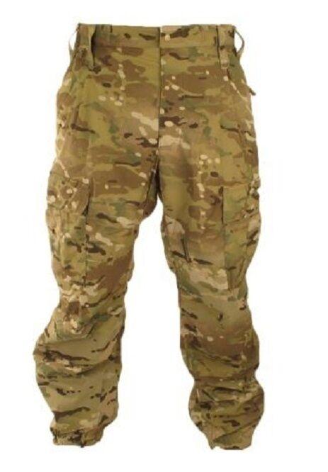 US Army Multicam OCP OCP Multicam Gen III Level 5 Softshell Hose pants trousers Large Regular beb46c