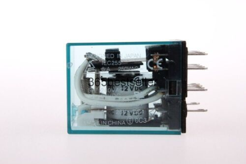 MY4NJ HH54P AC 24V Coil 4PDT 14 Pins 14P Electromagnetic Power Relay