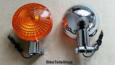 2 Blinker für HONDA CB 650 SC Custom RC08 82-83 CB650 2x turn signal / indicator