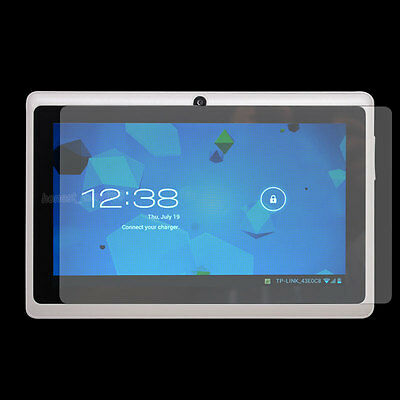 """6Pcs 7"""" Universal Touch Screen Protector For Android 4.0 A13 Q88 MID Tablet PC"""