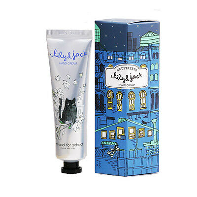 [TOO COOL FOR SCHOOL] Cat Streets Lily & Jack Hand Cream - 30ml