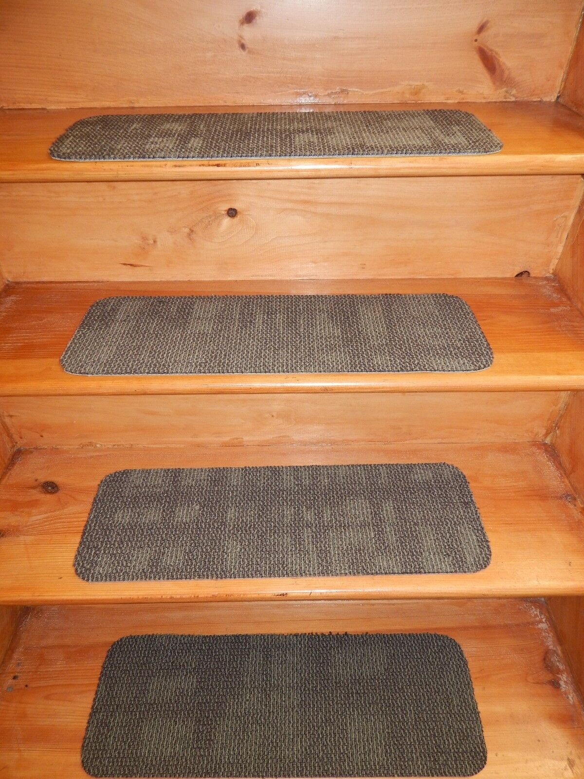 15 Step 8 X 24 Indoor Stair Treads