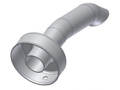 d50 L.140 mm X-CONE OVAL Mivv dB-killer d25 50.DK.010.0