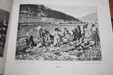 Photographies RIVIERA Vues choisies 80  Grand cahier de Nice à San Remo 1912-14