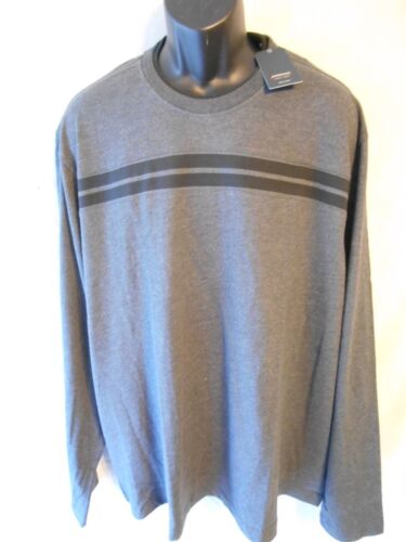 Arrow Cotton Blend BIG TALL Solid  Long Slve Rugby SR$50 NEW