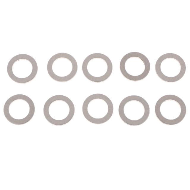 10X Fill & Drain Plug Crush Washer For Honda Acura Change
