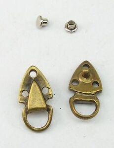 4 zierniete metal applikatione zierteil Trachten 05.13//293