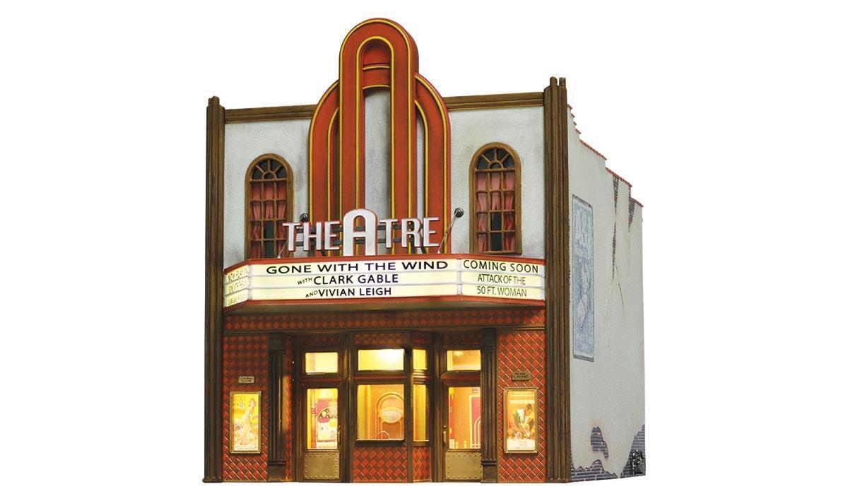 Woodland Scenics   N Theater BnR  WOO4944