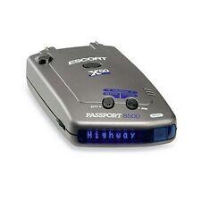 Escort Passport 8500X50 Radar&Laser Detector Blue Display(Certified Refurbished)