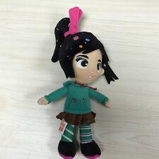 """Vanellope von Schweetz from  Wreck it Ralph Disney Stuffed Plush doll 8"""""""