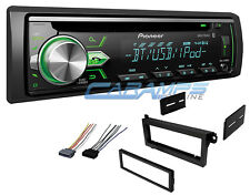 NEW PIONEER BLUETOOTH CAR STEREO RADIO RECEIVER CD PLAYER WITH INSTALLATION KIT