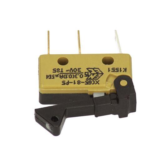 Bosch Krups//r70 SAECO Micro-interrupteur avec plastique-drapeau également pour Siemens