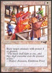 MTG Alliances NM Magic Regular 4x Yavimaya Ancients Art Version: NO HORSE