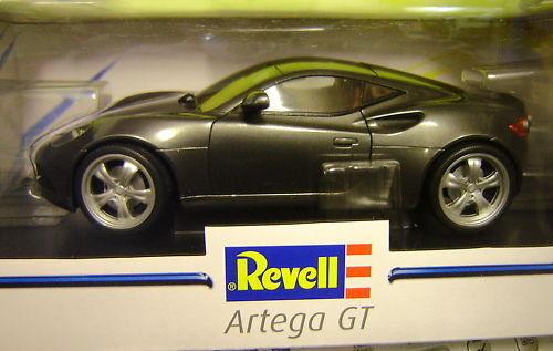 ARTEGA GT COUPE 2007 grigio ANTHRACITE REVELL 1 18 1 18 MODELCAR DIE CAST RESINE