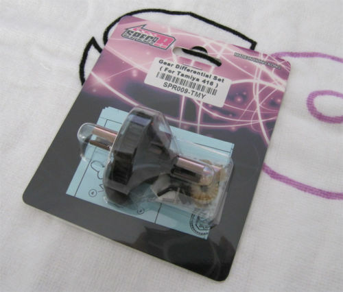 SPEC-R spr009-tmy kegeldiff per TAMIYA trf416 + trf417 (+  417x + 416we + 416x)  Sconto del 60%