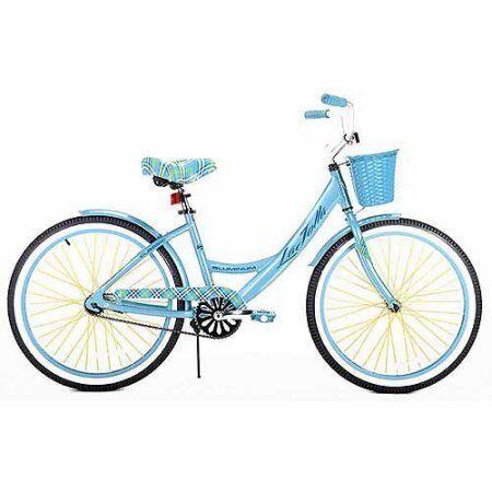 24  La Jolla Girls' Cruiser Bike W
