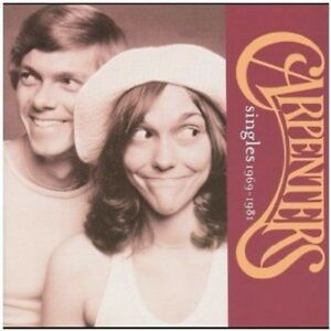 The-Carpenters-Singles-1969-1981-NEW-CD