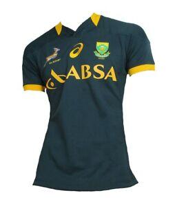 Südafrika Rugby Trikot Springboks Asics Match Jersey South Africa M L XL XXL