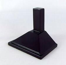 Miniatura Para Casa De Muñecas 1:12 Muebles De Cocina Negro Extractor Cocina