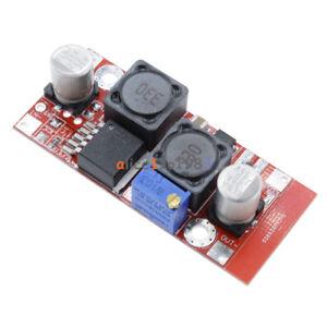 1-2-5-10-Boost-Buck-DC-adjustable-step-up-down-Converter-XL6009-Module-Voltage