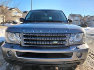 2008 Land Rover Range Rover Sport Sports