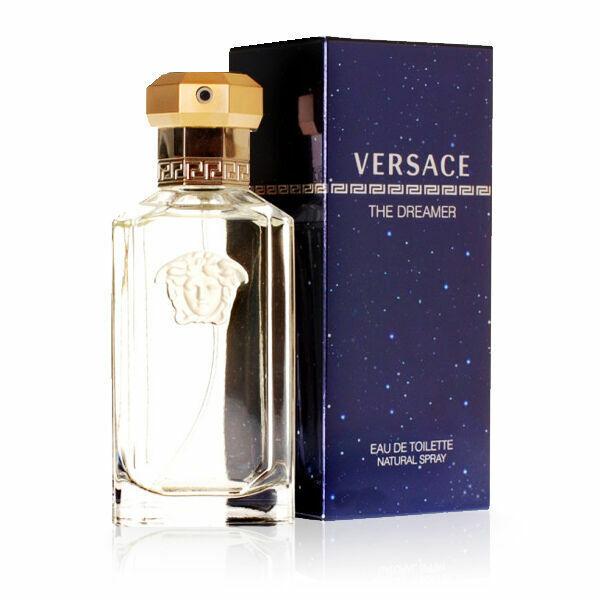 Versace The Dreamer para Hombre 100ml Eau de Toilette Spray | Compra online en eBay