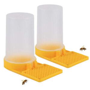 2-Pack-Apicoltore-Apicoltore-Dispenser-Acqua-Apicoltore-Miele-Ingresso-Apri-G5E8