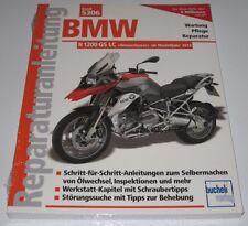 Reparaturanleitung BMW R 1200 GS LC Wasserboxer ab 2013 Wartung Reparatur NEU!