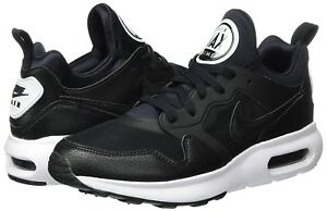 new concept 0c56f a2c23 Details about Men Athletic Sneakers Nike Running Shoes Air Max Prime SL Black  White 876068 001