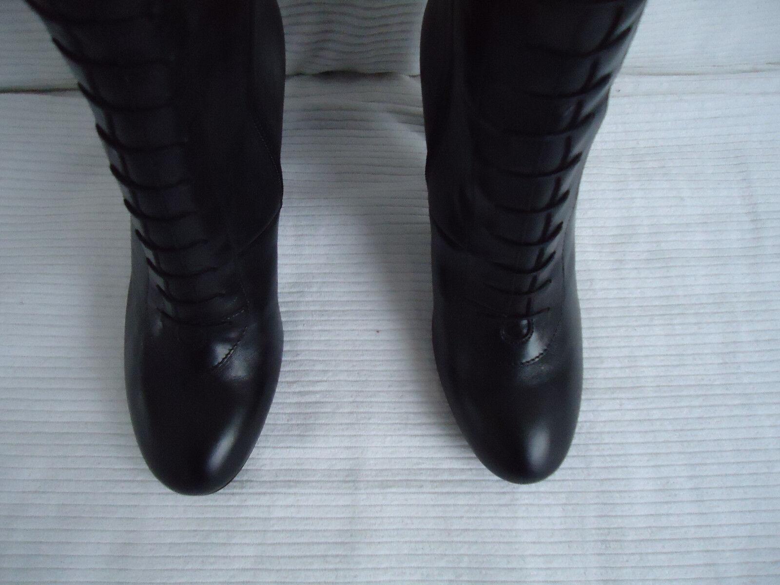 Damen Made Stiefel von CRISTHELEN,  Made Damen in ITALY, Größe 37 neu 43ab90