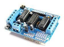Motor Shield für Arduino Uno/Mega mit 2x L293D Treiber für Schrittmotoren, Servo