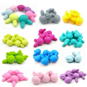 Chewable Teething Toy Baby Toddler Silicone Koala Teether Blue 88x83x10mm